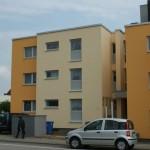 Anstrich – Mehrfamilienhaus